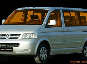 Volkswagen Caravelle - 9 osobowy