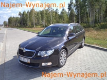 Skoda Superb Combi 2.0 TDI 170