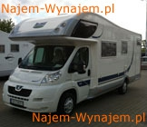 wynajem Kamper Mc Louis Tandy 640