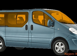 Renault Trafic - 9 osobowy
