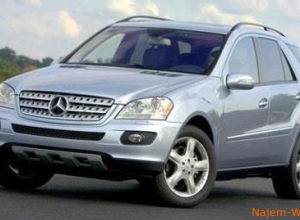 Mercedes ML 320 4MATIC 240KM