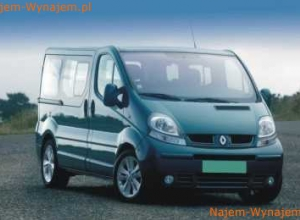 Bus 9-osobowy Renault Trafic