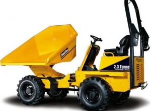 Wózek transportowy Alldrive 2.3 Tonne Powerswivel Hydrostatic