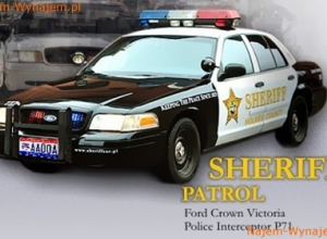 Sheriff Patrol-Ford Crown Victoria Police Interceptor P71