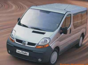 Renault Trafic 2.0dCi 9-os A/C